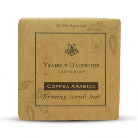 Coffea Arabica Firming Scrub Bar 100g